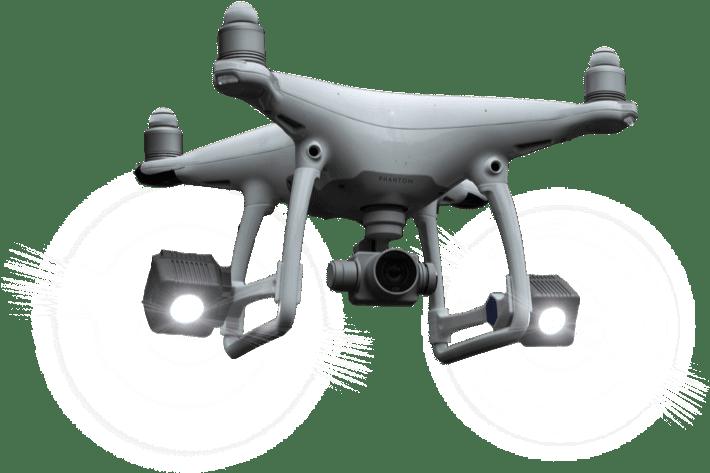 Lume Cube Drone