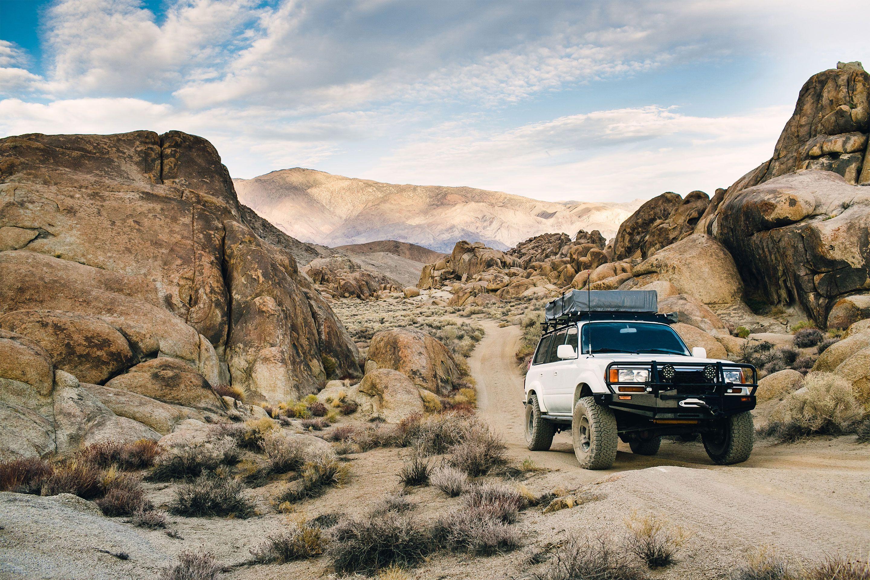 Tepui Desert Mobile