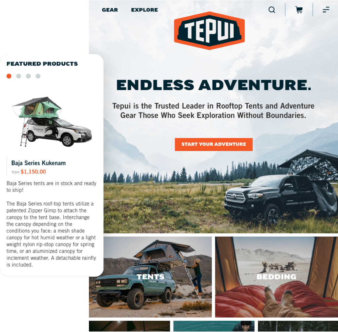 Tepui - Mobile Devices
