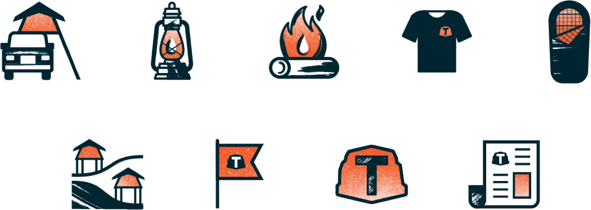 Tepui Icons