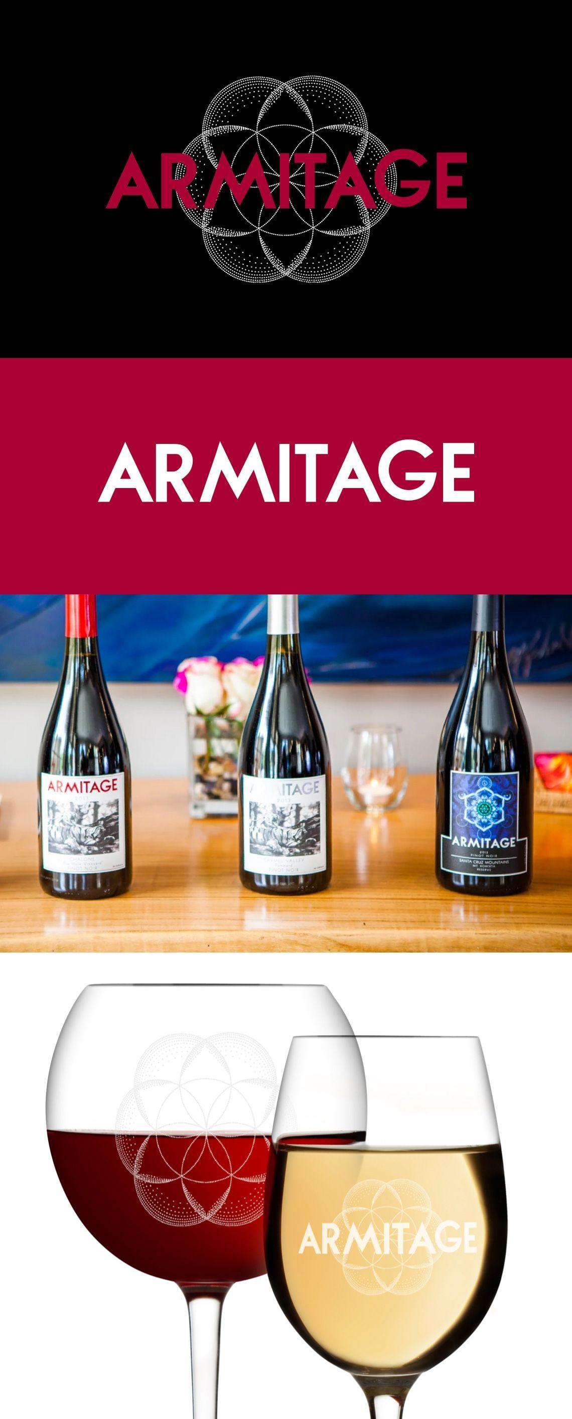 Armitage Wine - Rebranding