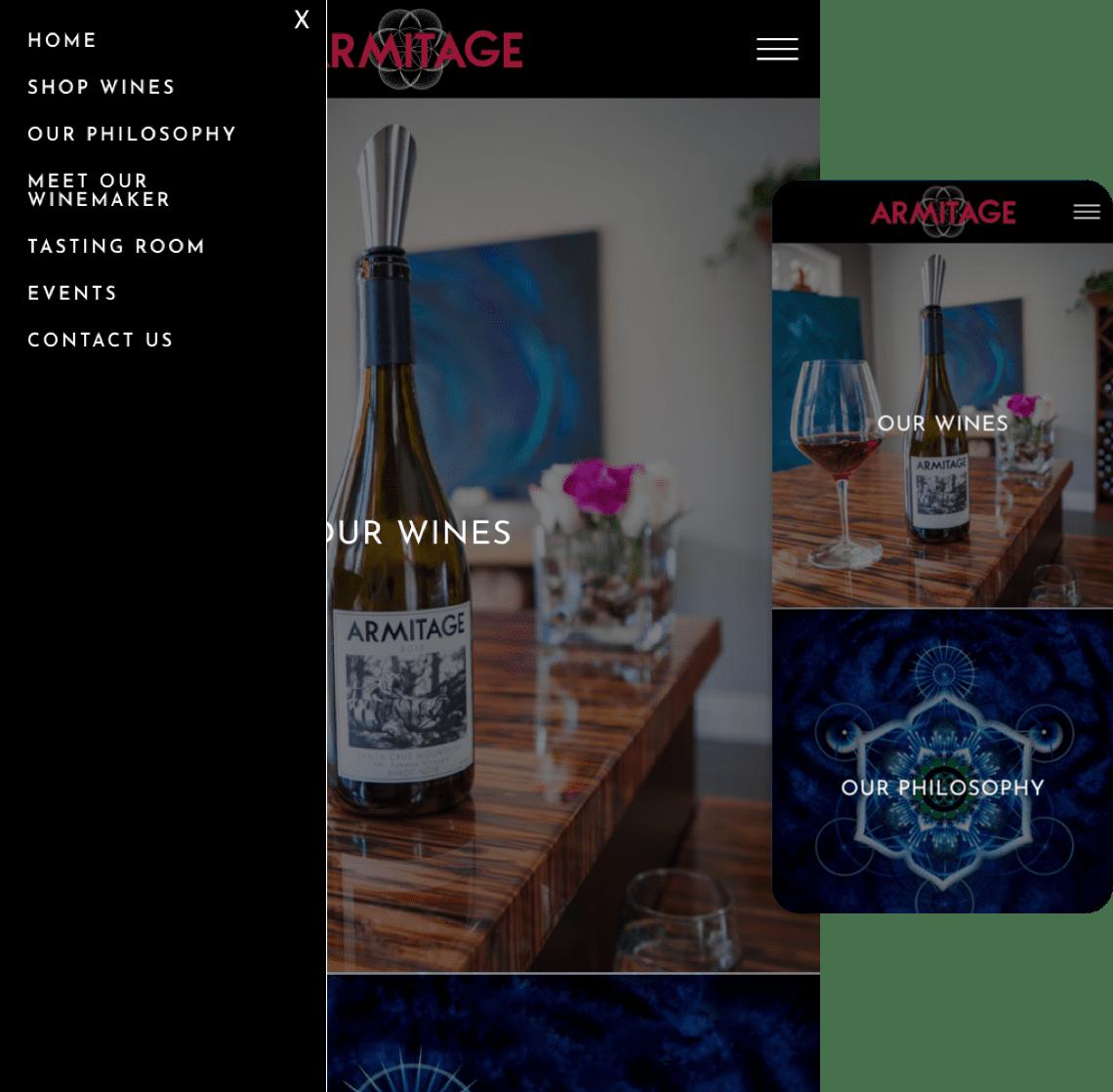 Armitage Wine Mobile