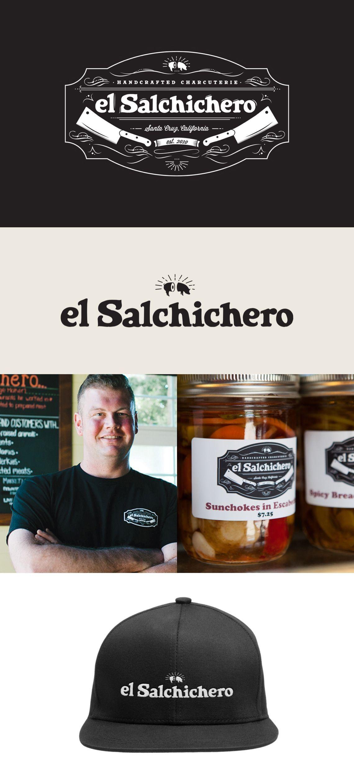 el Salchichero - Branding