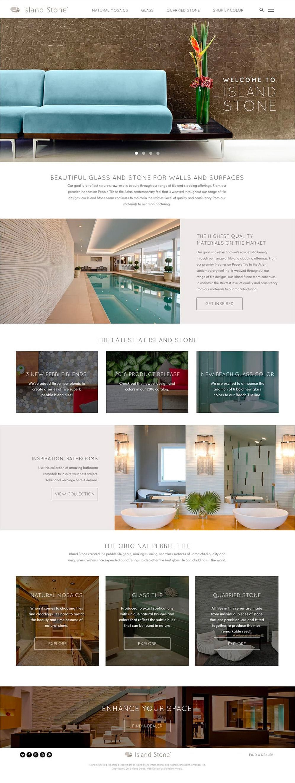 Island Stone Homepage