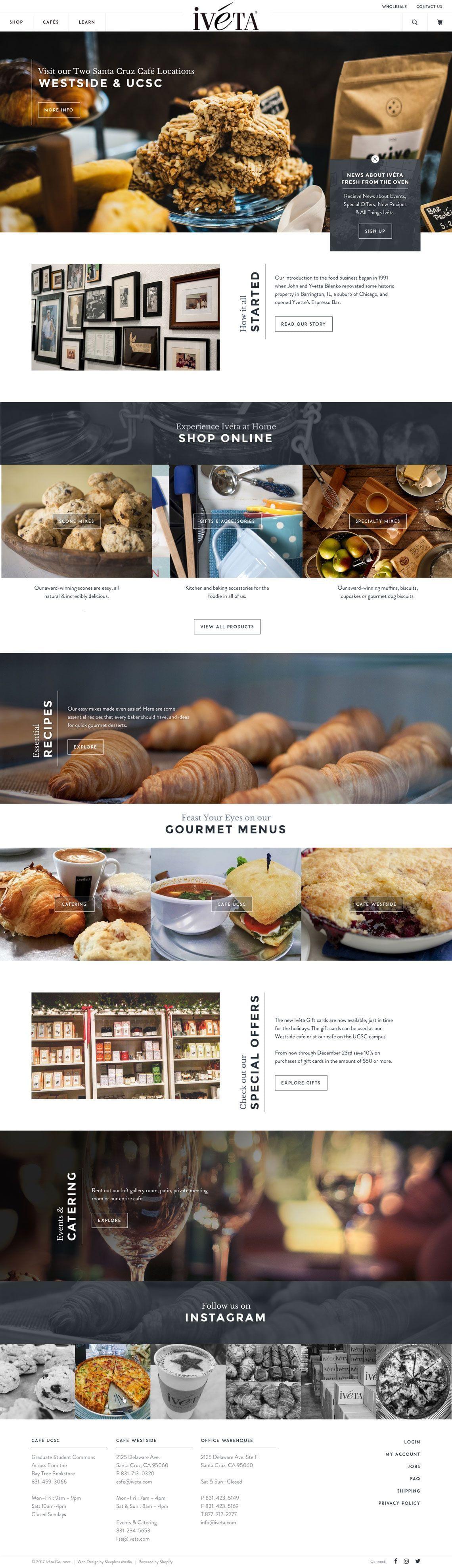 Iveta Homepage