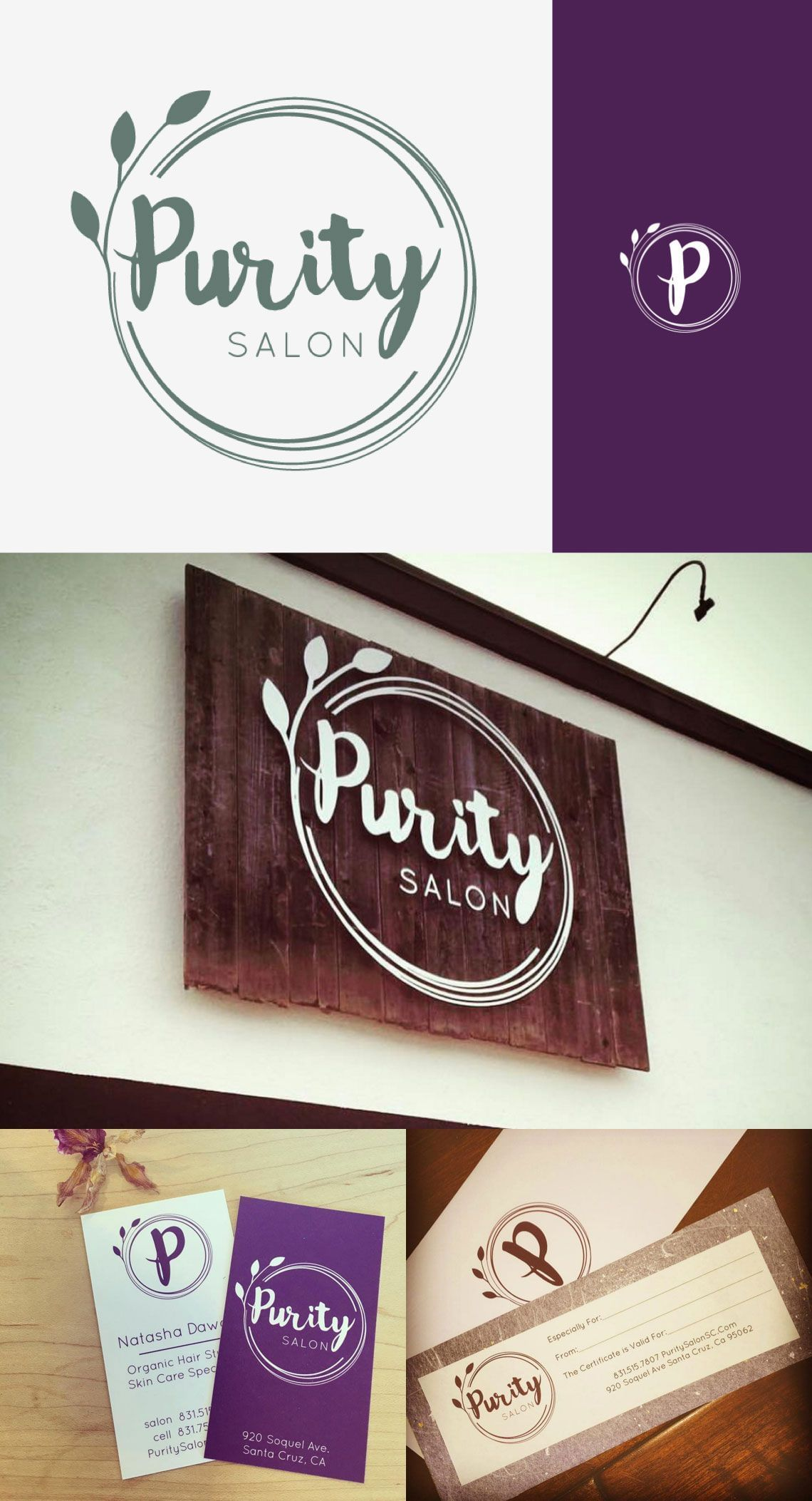 Purity Salon Brand