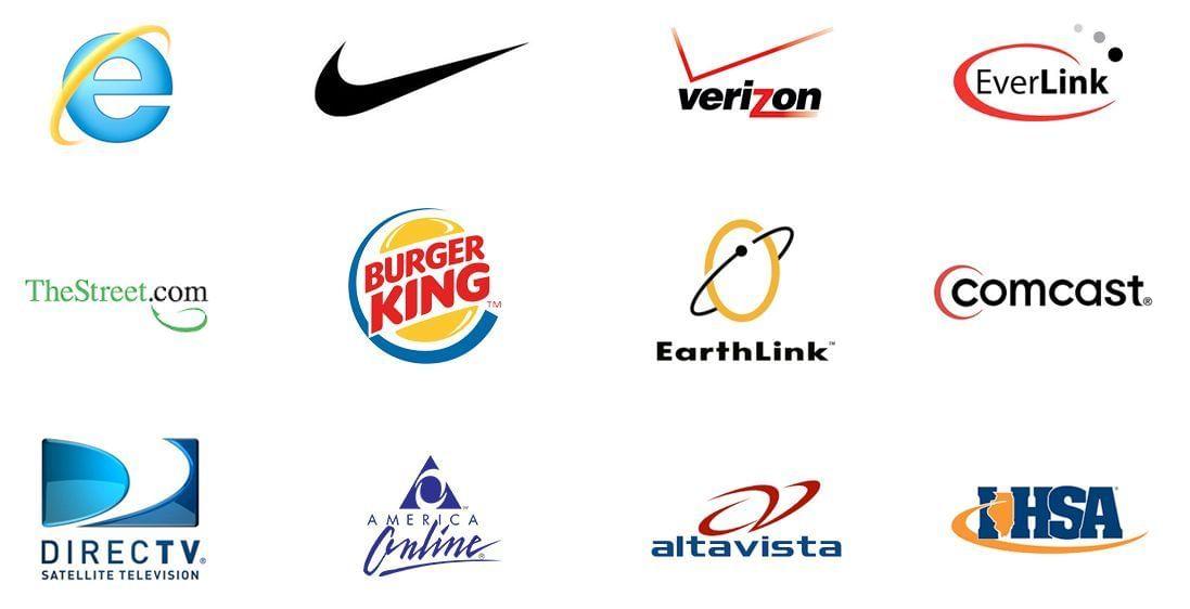 90 Logos