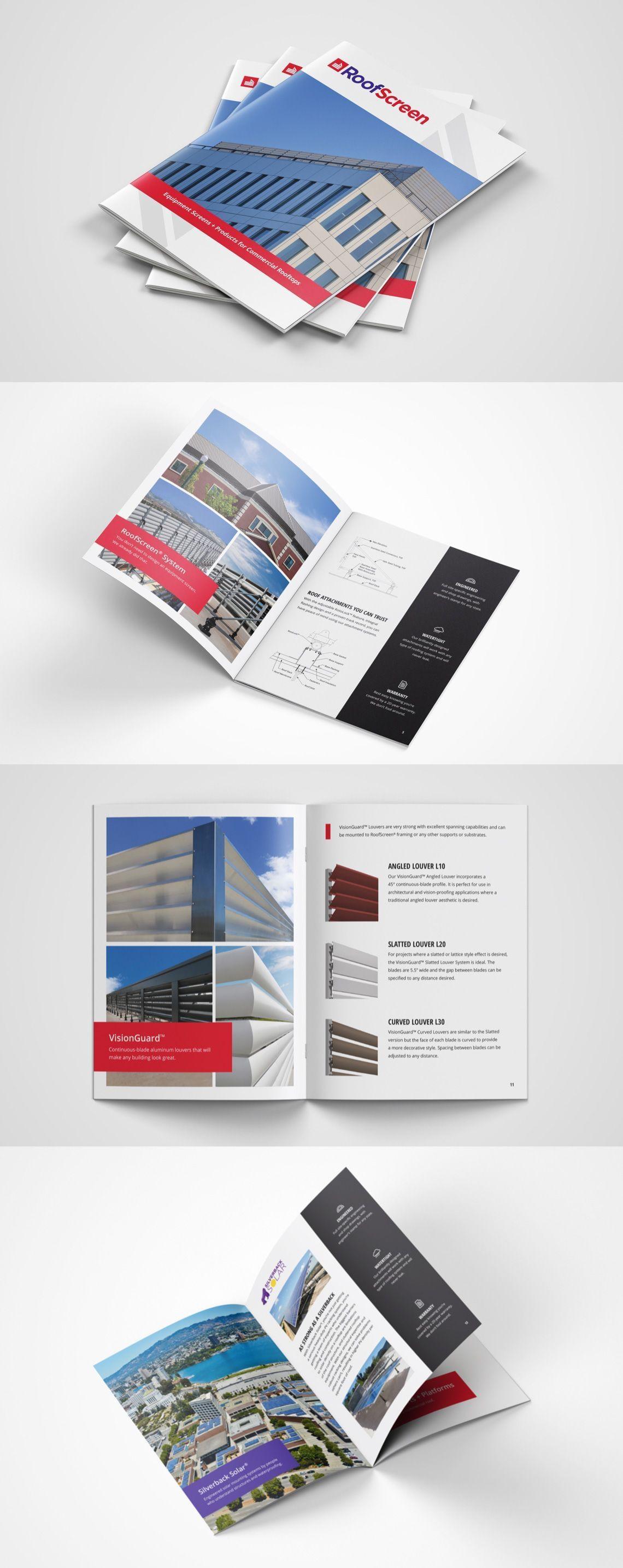 RoofScreen Brochure