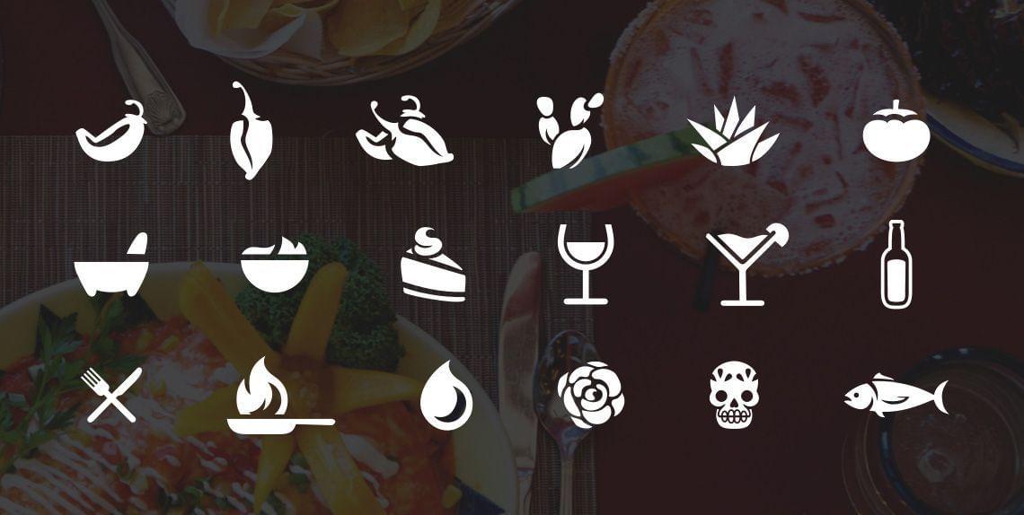 Tortilla Flats - Icons