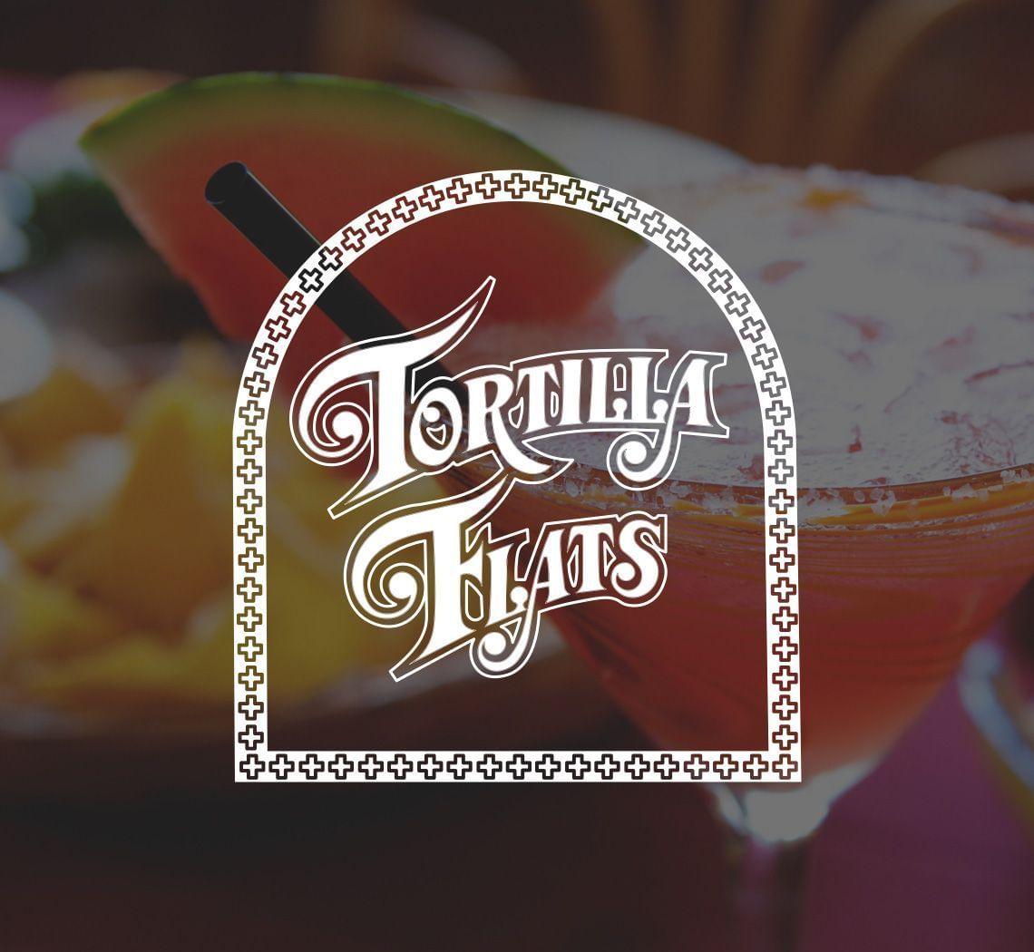 Tortilla Flats - Logo