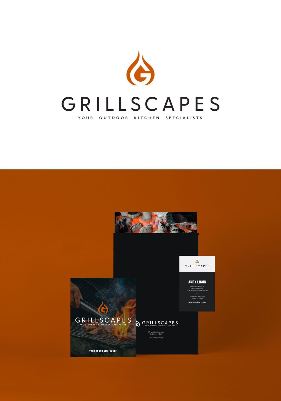 Grillscapes Print