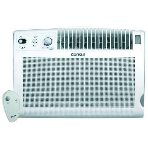 Ar condicionado branco CCJ