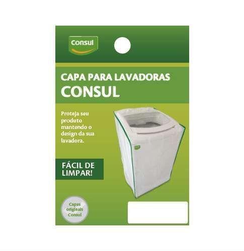 Capa para Lavadora de Roupas Consul(SKU CW901)