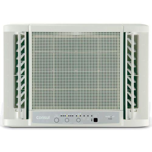 Ar Condicionado Janela Quente/Frio Eletrônico 10.000 BTU
