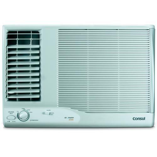 Ar condicionado de janela - ar condicionado janela branco CCR