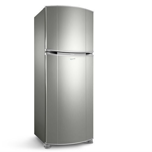 Geladeira bem estar frost free 437l inox consul crm50 for What was a consul