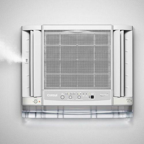 Ar condicionado branco CCH10