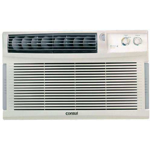 Ar condicionado de janela - ar condicionado janela branco com filtro anti poeira - CCM