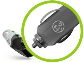 Facilite – Adaptador para uso em carros