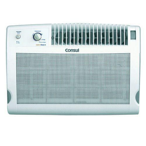 Ar Condicionado Janela 7.500 BTU Quente/ Frio Mecânico