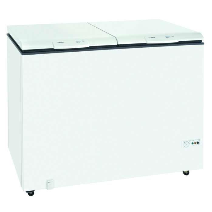 Freezer branco CHB42