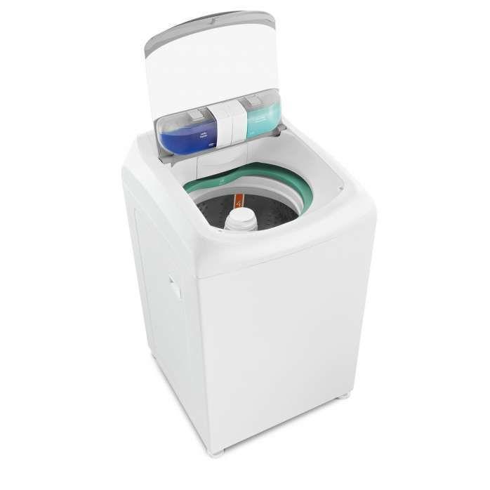Lavadora de roupas branca CWK11