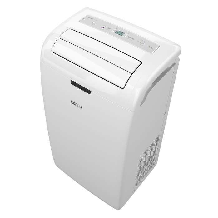 Ar condicionado portátil branco C1A12