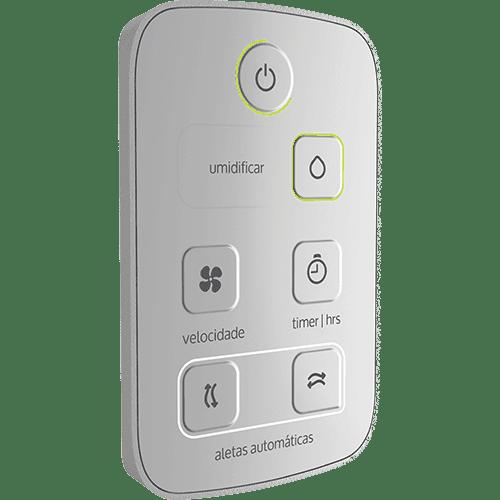 Controle branco de climatizador C1F07