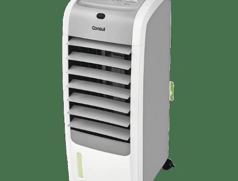 Climatizador - climatizador de ar quente e frio branco C1R07AB - Consul