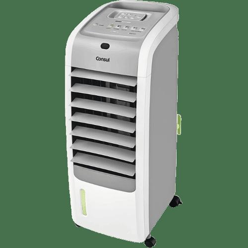 Climatizador Consul quente e frio com aletas automáticas e função íon