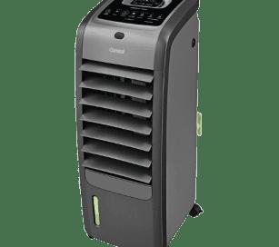 Climatizador Consul quente e frio titânio com aletas automáticas e função íon