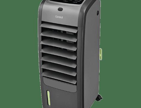 Climatizador - climatizador de ar quente e frio titanium C1R07AT - Consul