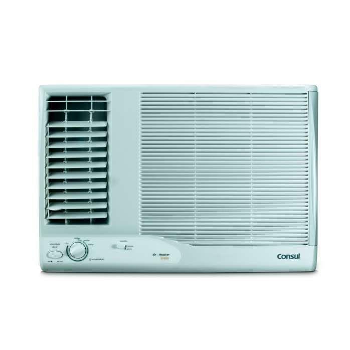 Ar condicionado branco CCR