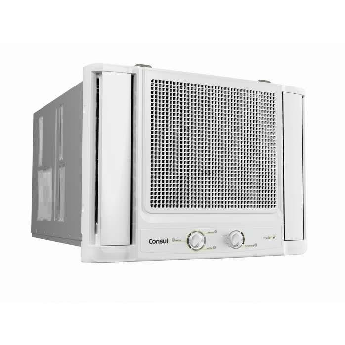 Ar condicionado de parede branco CCS
