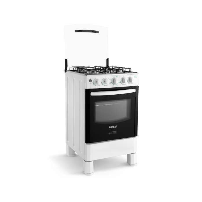 Fogão branco CF450