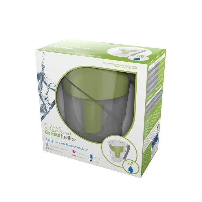 Caixa de purificador de água portátil CPF25