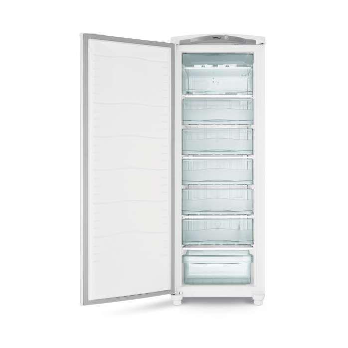 Freezer vertical branco CVU30