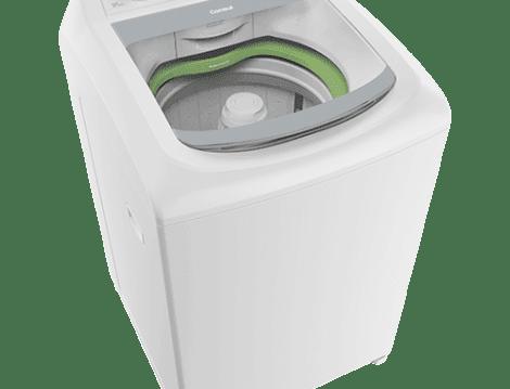 Máquina de Lavar 10kg - Lavadora de Roupas 10kg Branca CWE10 | Consul
