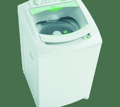 Lavadora branca CWL75