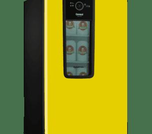 Cervejeira Consul Mais – Amarela