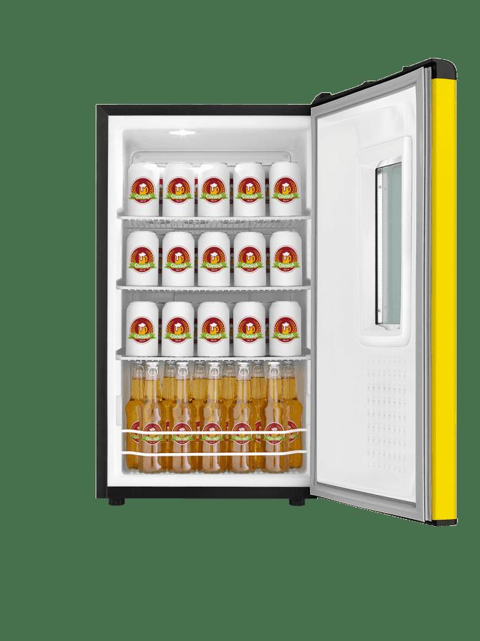 Cervejeira amarela CZD12