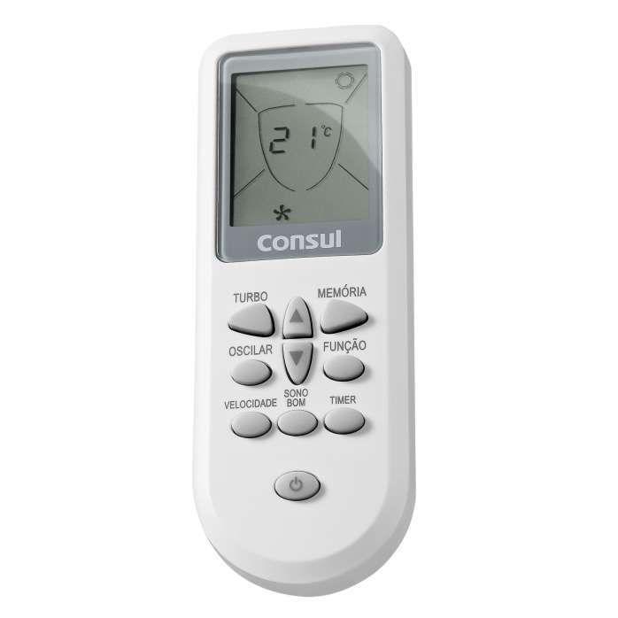 Controle de ar condicionado split branco CBV18