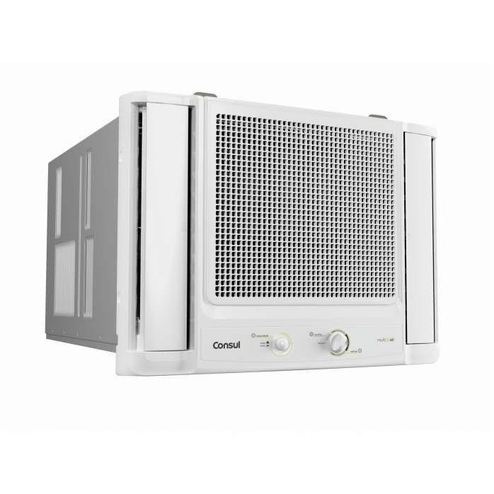 Ar condicionado de parede branco CCB