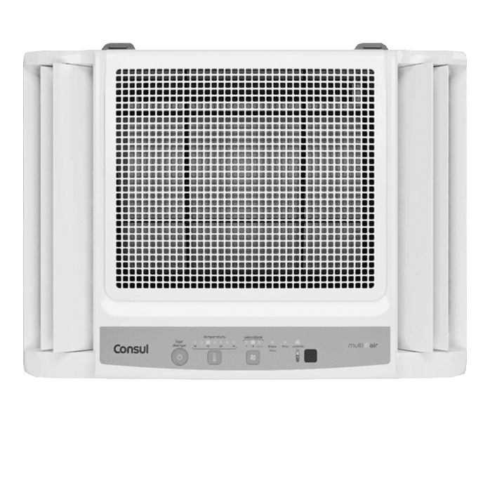 Ar condicionado de parede branco CCN