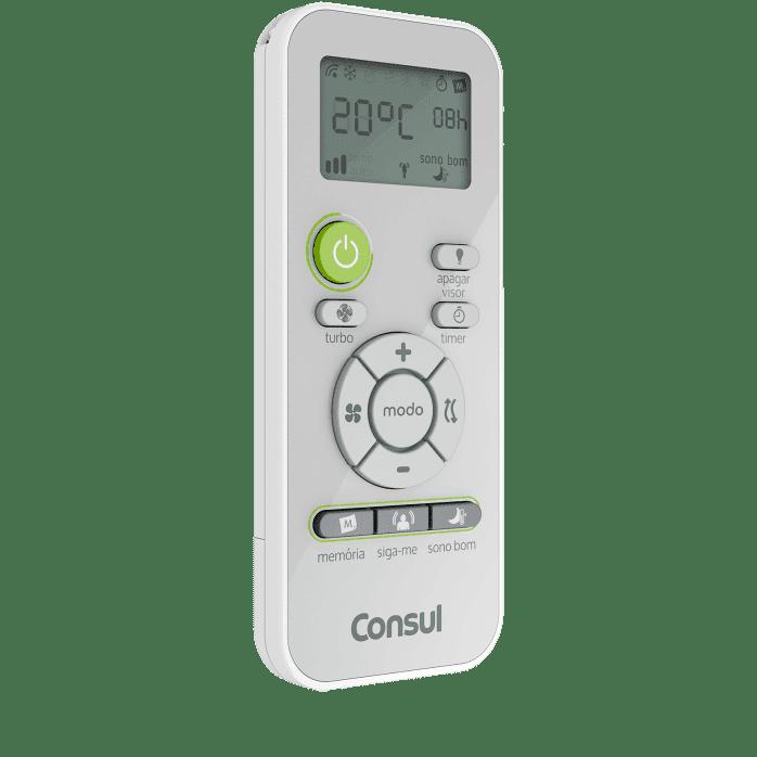 Controle de Ar-condicionado branco portátil C1A12BB