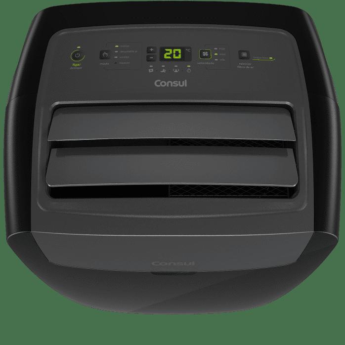 Ar-condicionado titanium portátil C1B12BT