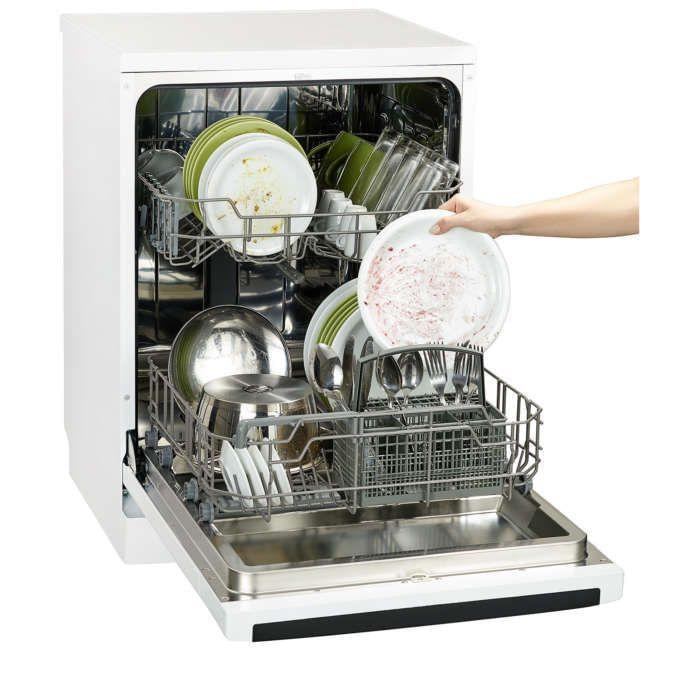Lava-louças branca CLF12AB
