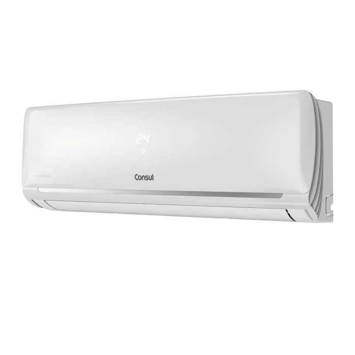Ar condicionado split: branco CBF