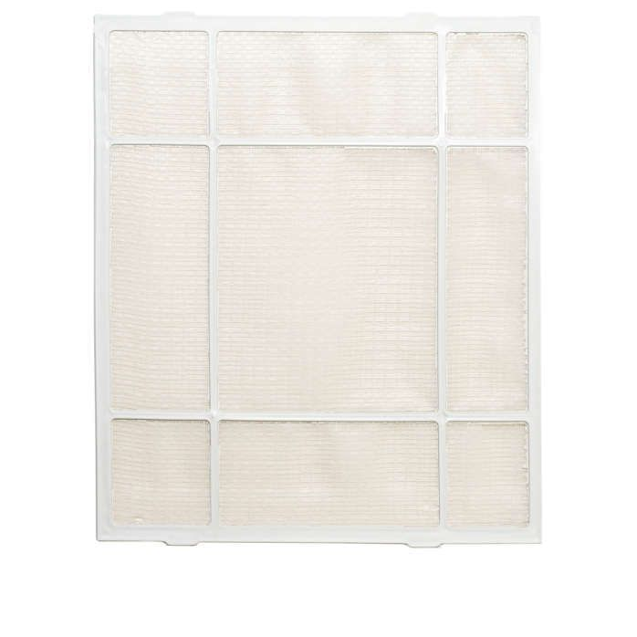 Filtro de proteção ativa para condicionadores de ar tipo janela