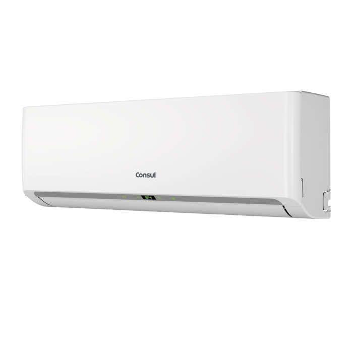 Ar condicionado split: branco CBA
